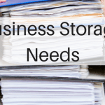 Business Storage Needs