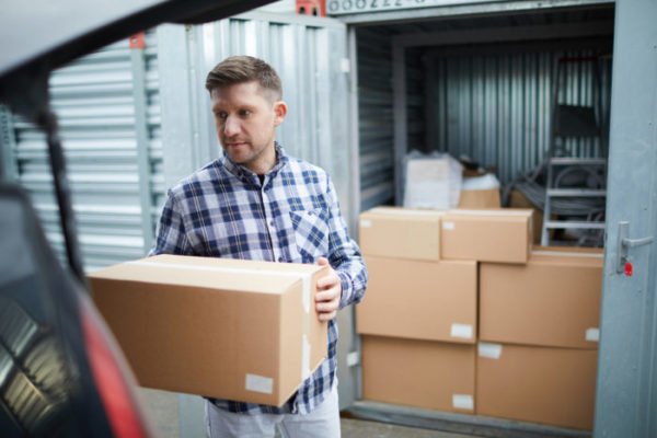 Are my stored items covered by insurance?